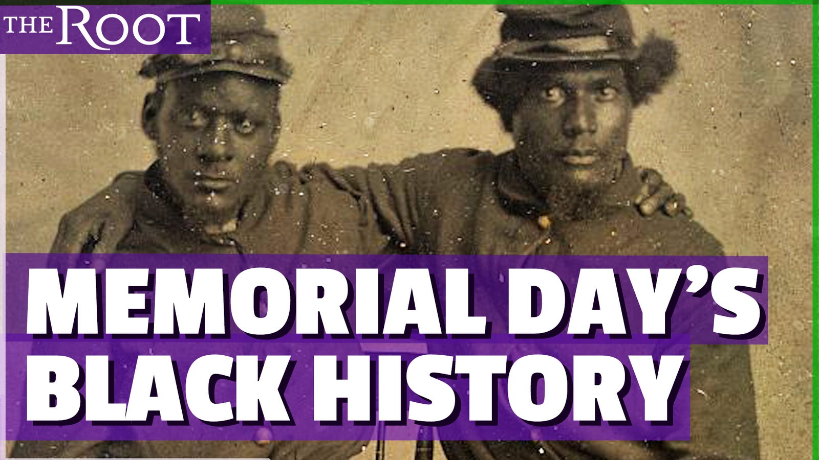 Black People Created Memorial Day—Literally