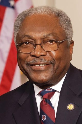 Rep. James Clyburn (D-S.C.)U.S. Congress