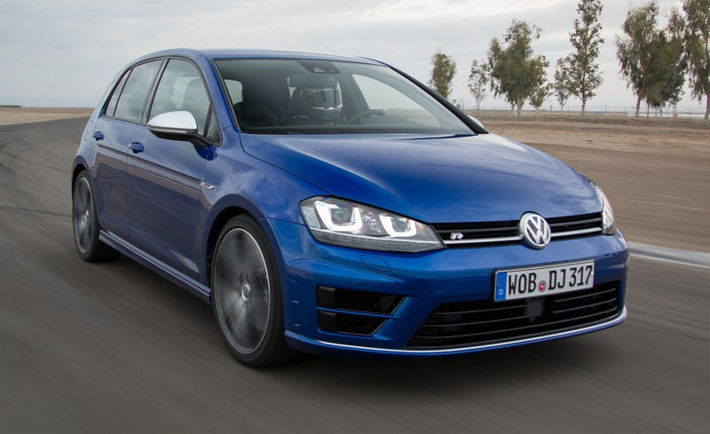 Illustration for article titled What Do You Want To Know About The Golf R?
