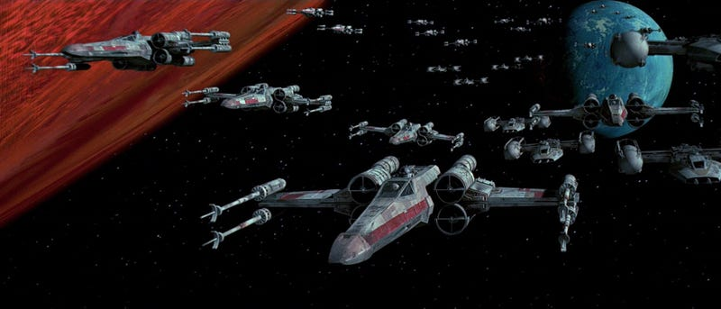 Illustration for article titled Red Five May Be Disney's Newest Stand-Alone Star Wars Movie