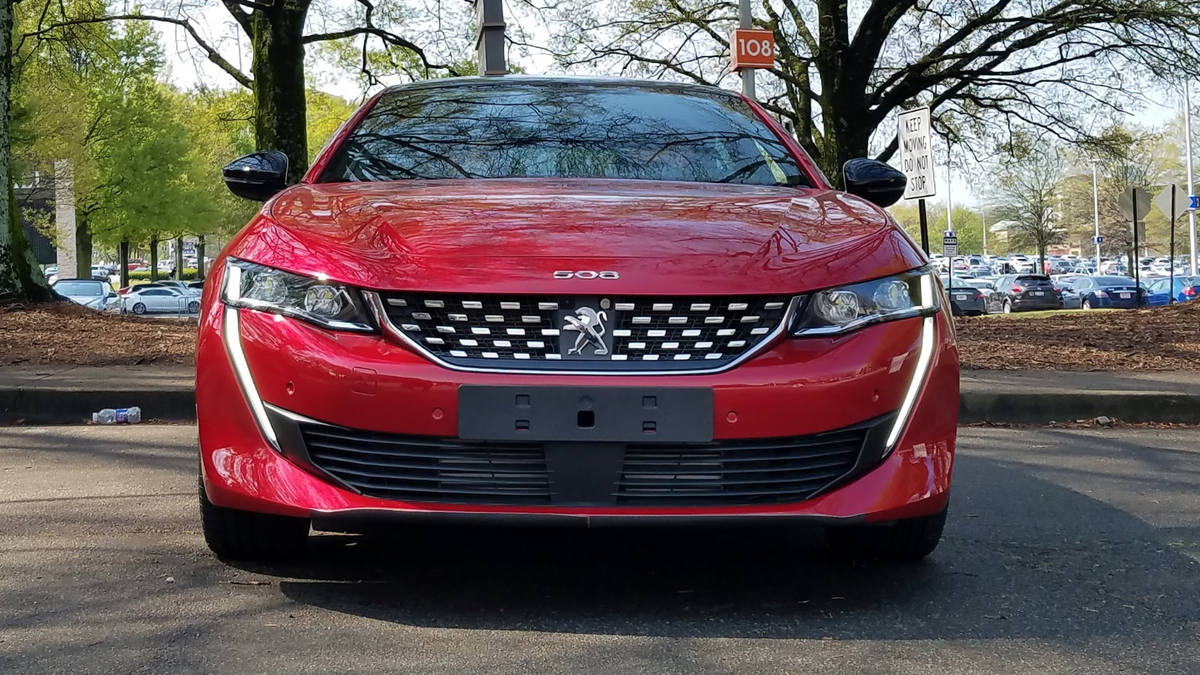 Peugeot Brought a Car Nobody's Seen In the USA to an Atlanta