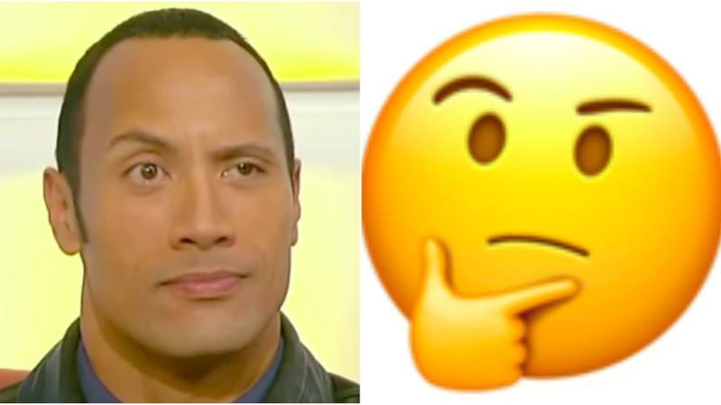 Left: YouTube, Right: Emojipedia