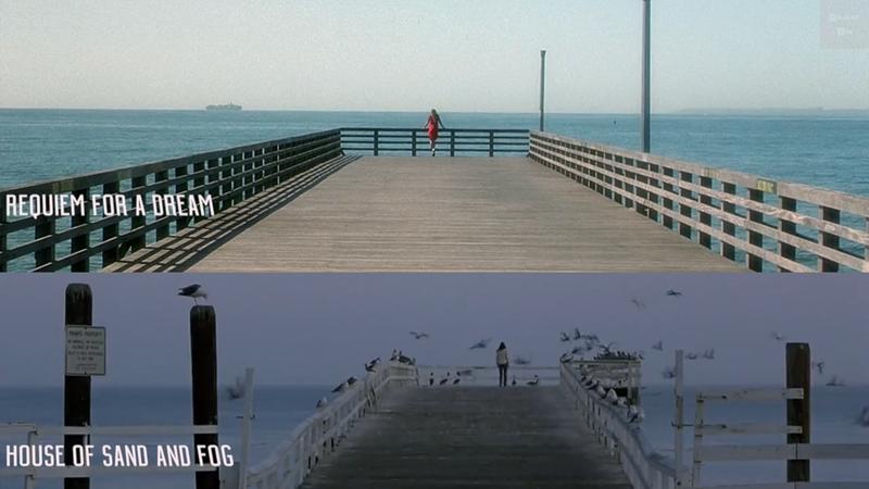 Illustration for article titled Esa escena que te suena tanto, comparada con la escena de la película a la que imita