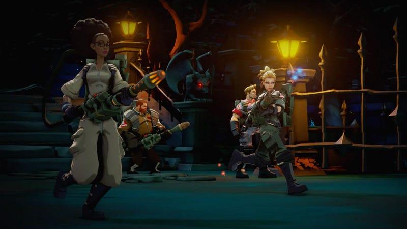 Illustration for article titled GhostbustersDeveloper Fireforge Games Goes Bankrupt