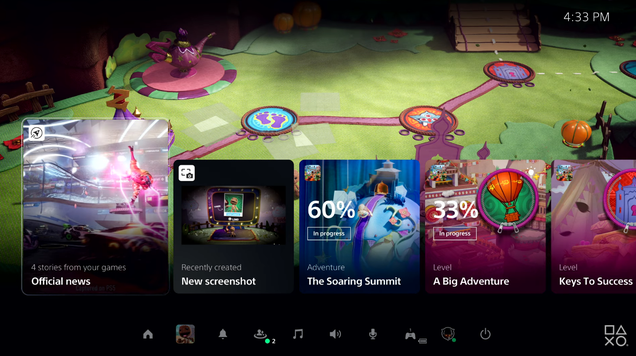 Here s What The PS5 s UI Looks Like