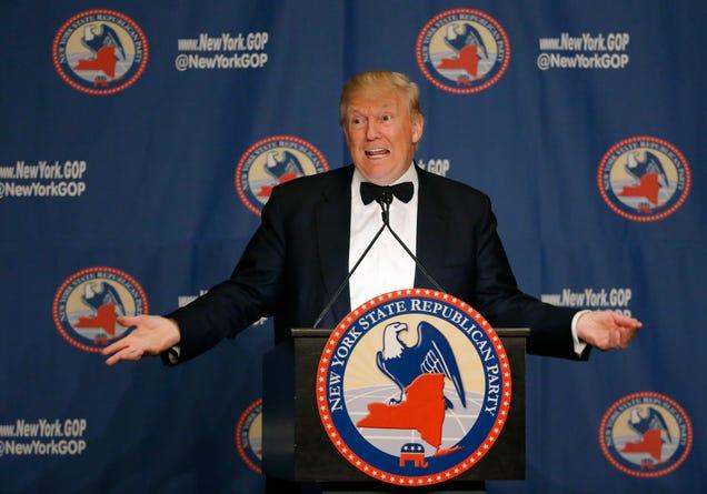 The Donald Trump of Newspapers Endorses Donald Trump