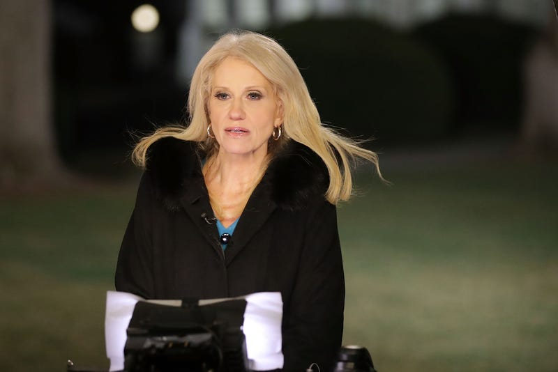 Illustration for article titled White House Adviser Kellyanne Conway May Have Been Balling on Taxpayer Coins: Report