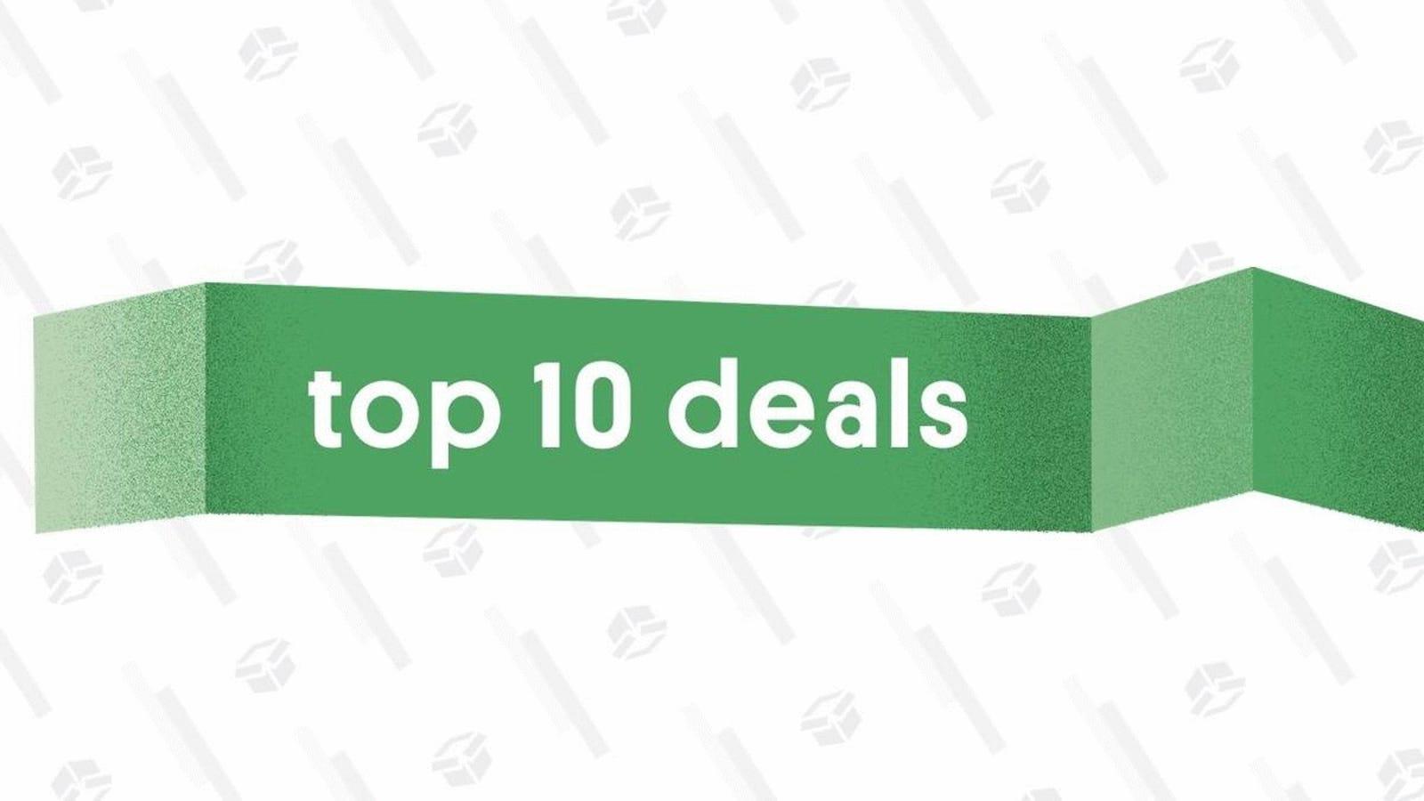 The 10 Best Deals of September 19, 2019