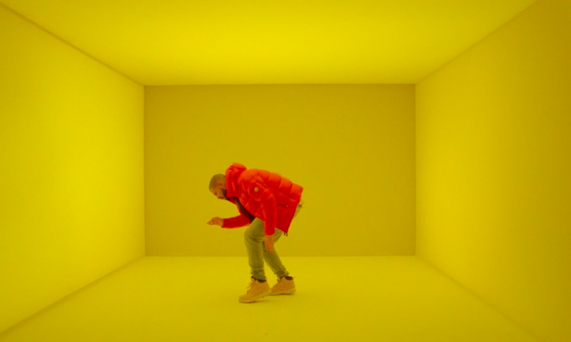 Artist James Turrell Quot Truly Flattered Quot That Drake Ripped