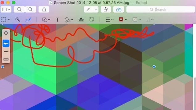 Access Your Mac 39 S Hidden Paint Program In Preview
