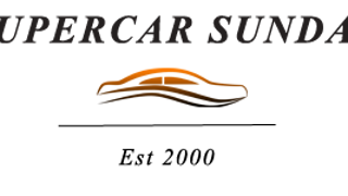 Supercar Sunday this Sunday?