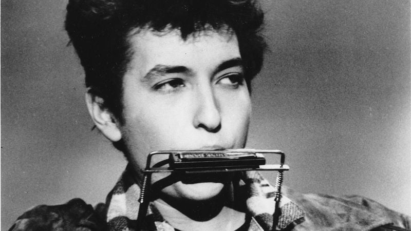 Bob Dylan to attend Nobel Prize ceremony 'if it's at all possible'