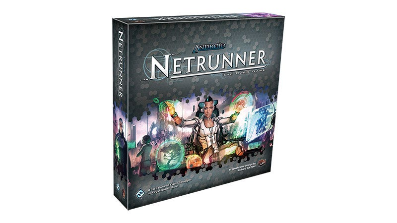 Illustration for article titled Netrunner Is Getting Some Changes (And A New Box For Beginners)