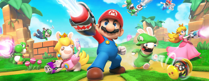 Illustration for article titled Here's How Ubisoft Convinced Nintendo To Let Mario Use Guns
