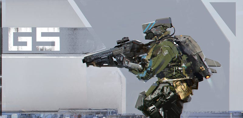 Illustration for article titled Because We All Love Killer Robots