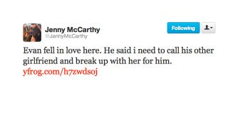Illustration for article titled Jenny McCarthy's Son Is Already Dicking Over Girls