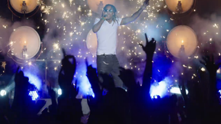 Future performs at the BET Hip Hop Awards Oct. 13, 2015.BET Networks screenshot