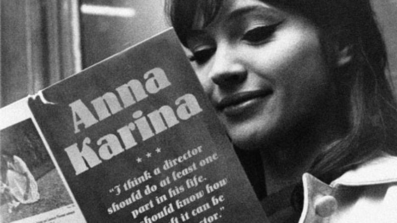 Illustration for article titled Anna Karina