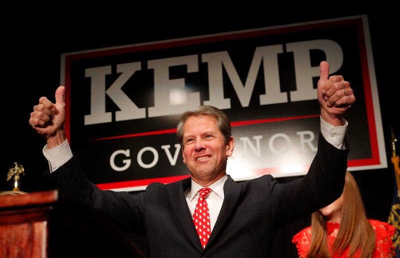 Illustration for article titled The Release of Ga. Voters' Personal Info Isn't Technically Brian Kemp's Doing, but It's Technically Still His Damn Responsibility