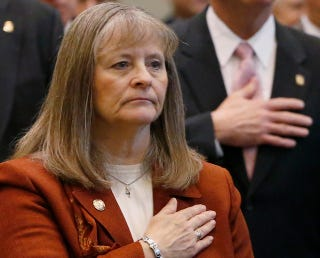 Illustration for article titled State Rep. Sally Kern Back Trying To Destroy LGBT Lives in Oklahoma