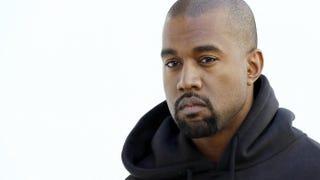 Kanye WestPATRICK KOVARIK/AFP/Getty Images