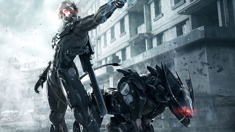 Illustration for article titled I Hate Metal Gear Rising: Revengeance