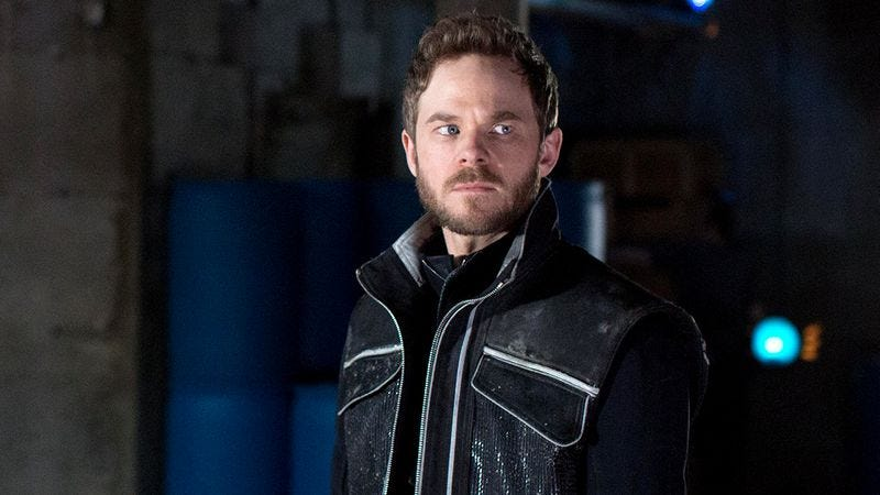 Shawn Ashmore as Iceman in X-Men: Days Of Future Past (2014)