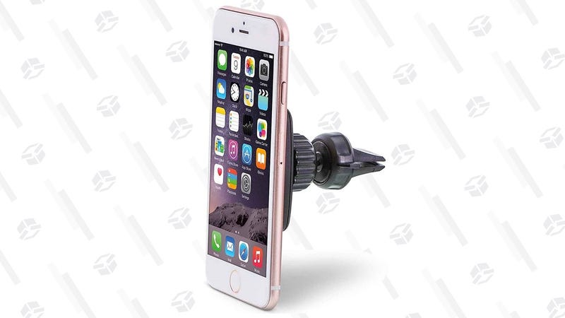 Three-Pack Magnetic Smartphone Vent Mounts | $8 | Daily Steals (Facebook)