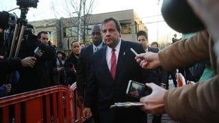 New Jersey Gov. Chris Christie in 2014Spencer Platt/Getty Images