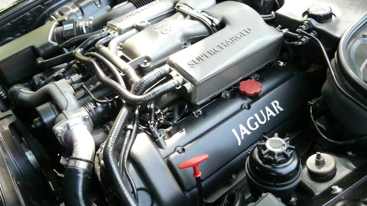 Added To The Stable 1999 Jaguar Xjr Engine Specs