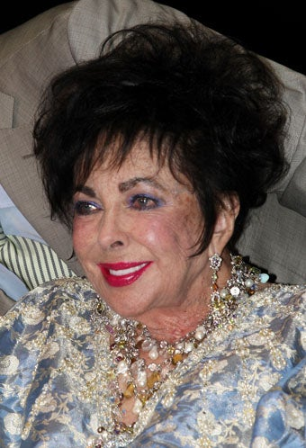 Illustration for article titled Liz Taylor, 78, To Wed For A Ninth Time?