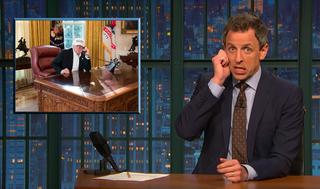 Late Night With Seth Meyers Screenshot: NBC)