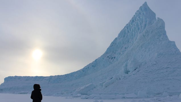 Greenland s Ice Can No Longer Handle Hot Summers