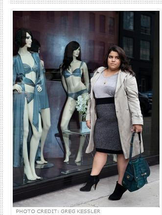 Illustration for article titled Marie Claire Adds Plus Size Writer To Fashion Roster