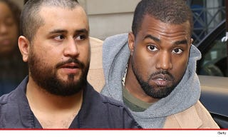 Illustration for article titled UPDATED: George Zimmerman Agrees to Smackdown, Wants To Fight Kanye West