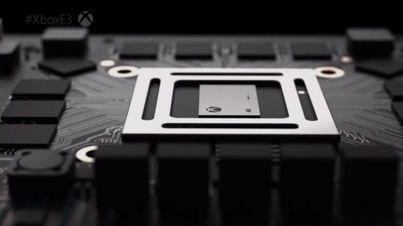 Illustration for article titled Nyren's Rumor Mill: Microsoft's Project Scorpio to be Revealed Next Week