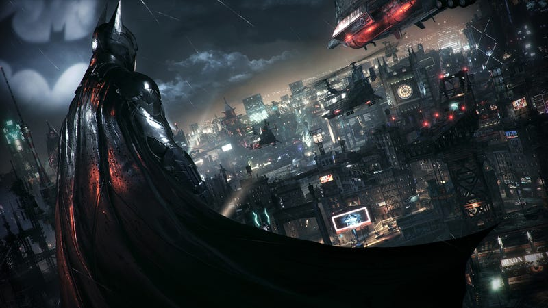 Illustration for article titled How the story of Batman Arkham Knight wastes its open world