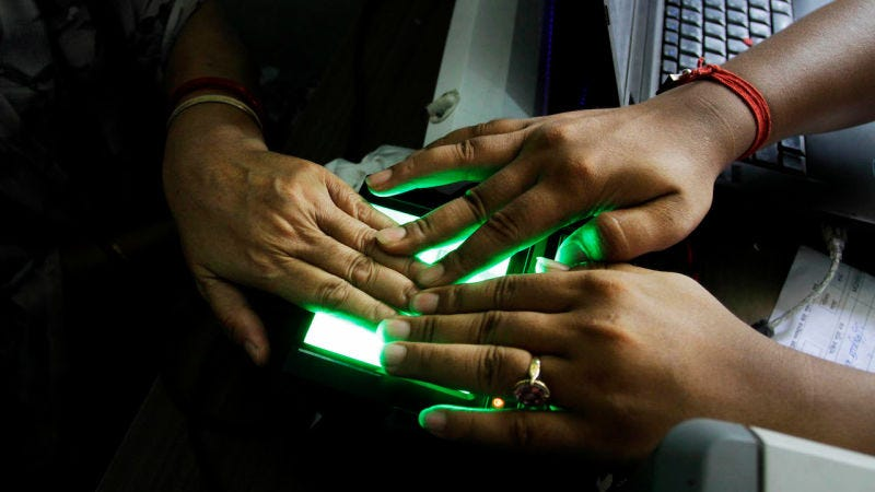 Full Access to India's National Biometric Database Reportedly Sold Over WhatsApp for About $8