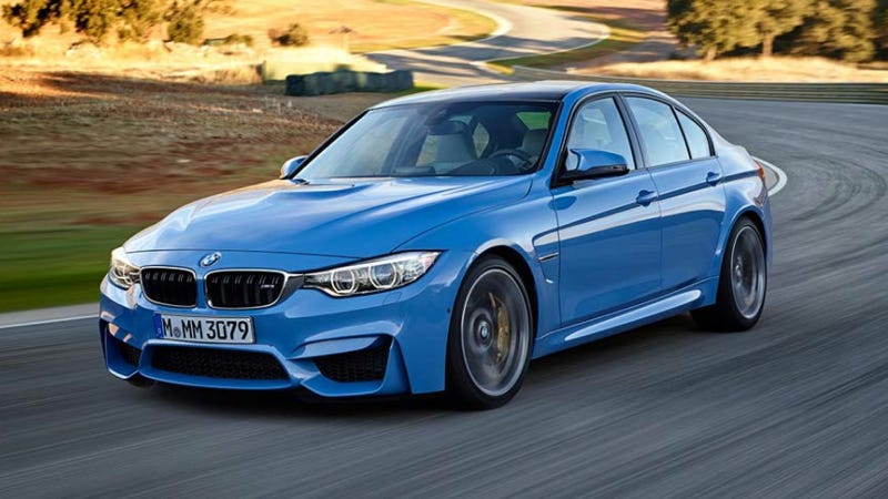 Illustration for article titled 2014 BMW M3 And M4: This Is Them