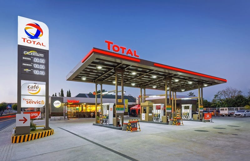 This is not the gas station I'm referring to, just a stock image from google.