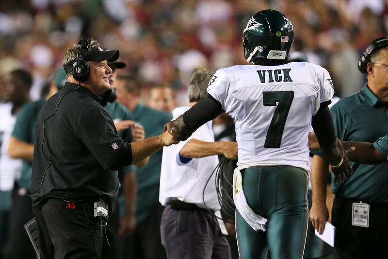 """Illustration for article titled Chip Kelly Says The Eagles' Offense Was """"Too Slow"""""""