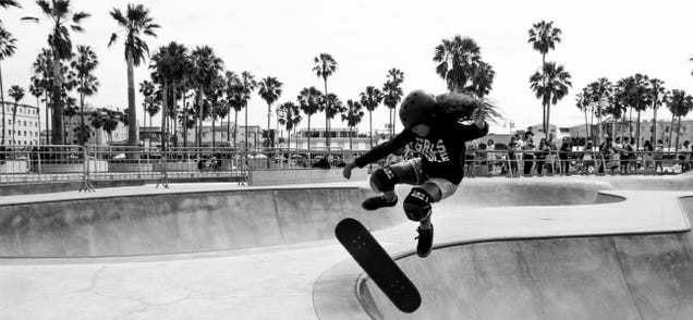 Not Your White Guy Skaters—and Not Trying to Be