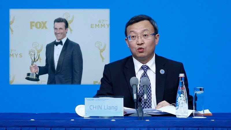 Illustration for article titled A Diplomatic Nightmare: China Has Demanded Its Own Jon Hamm