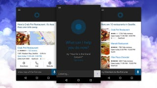 Illustration for article titled Cortana Beta Brings Microsoft's Digital Assistant to Android