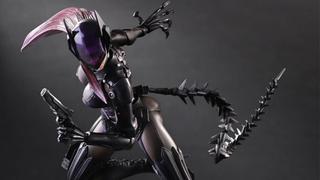 <i>Final Fantasy</i>Designer's Alternative Catwoman Continues To Look Insane