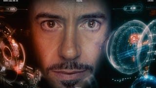 Illustration for article titled See the Avengers finale through Tony Stark's eyes!