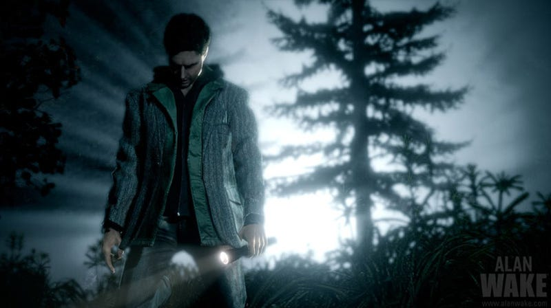 "Illustration for article titled Alan Wake Developer Will Comment On PC Version ""Later"""