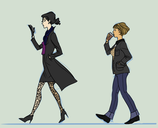 Illustration for article titled Just tripped over some FemLock cosplay i hadn't seen before...
