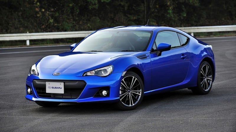 Toyota Wrx >> Subaru Brz Isn T A More Powerful Toyota Gt 86