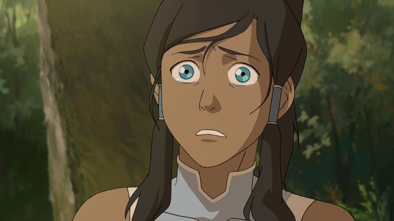 """Illustration for article titled The Legend Of Korra: """"The Enemy Within"""""""